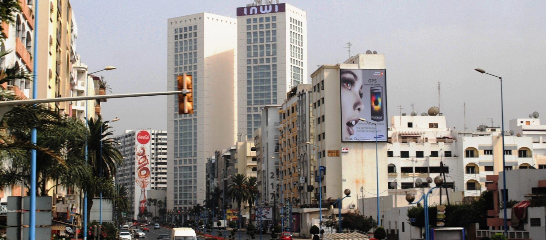 La région de Casablanca-Settat fait main basse sur le PIB du Maroc