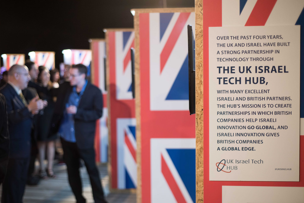 Why should Israel sign up a free trade agreement with the UK as soon as possible? 2
