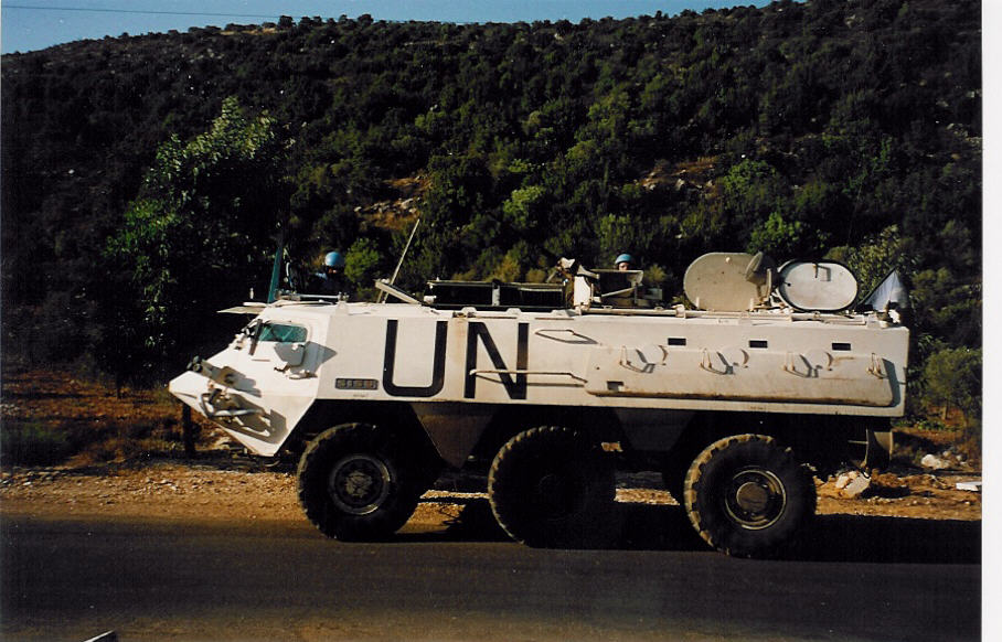 In Lebanon, a weaponry shipping trigger the international community 2