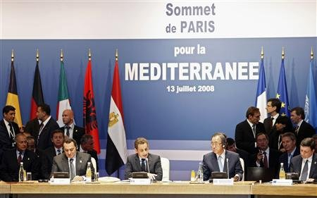 How does the Union for the Mediterranean work? 2
