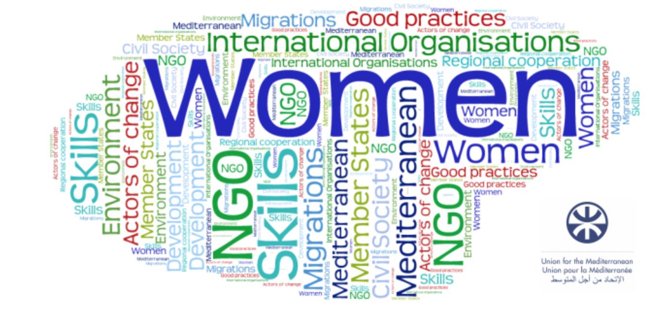 Femmes pour la Méditerranée, moteur pour le développement et la stabilité