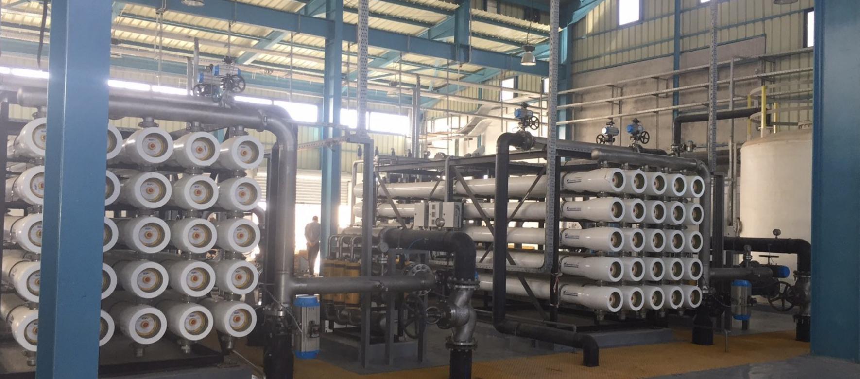 Palestine : L'Espagne va financer à hauteur de 1 million d'€ le projet d'usine de dessalement en eau pour 2 millions de Palestiniens 1