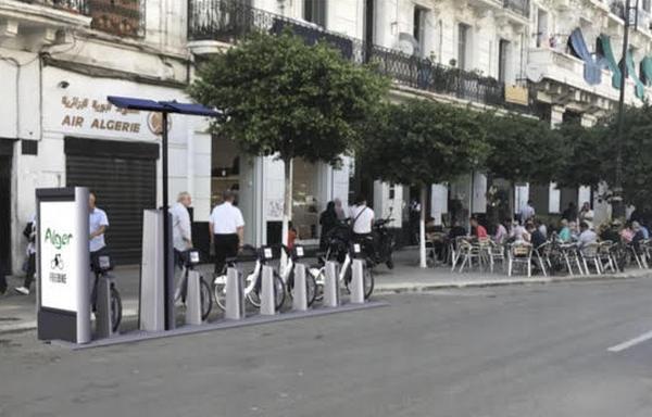 L'Algérie lance son propre concept du vélo en libre service