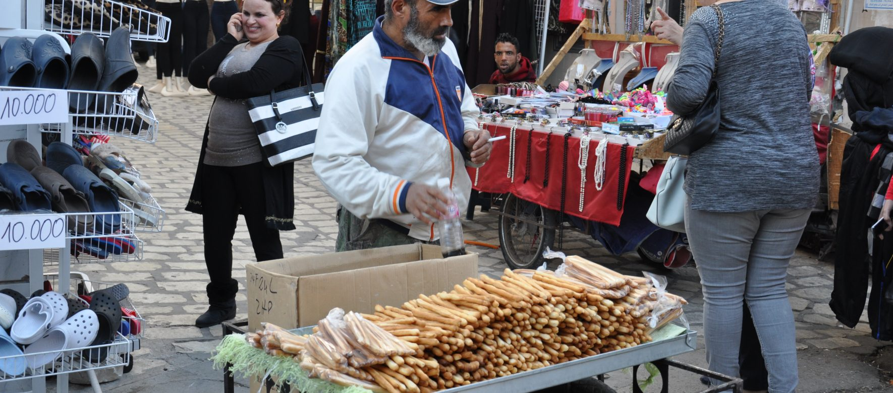 In Tunisia the informal economy represents a lack of 8,7 million euros to the States 2