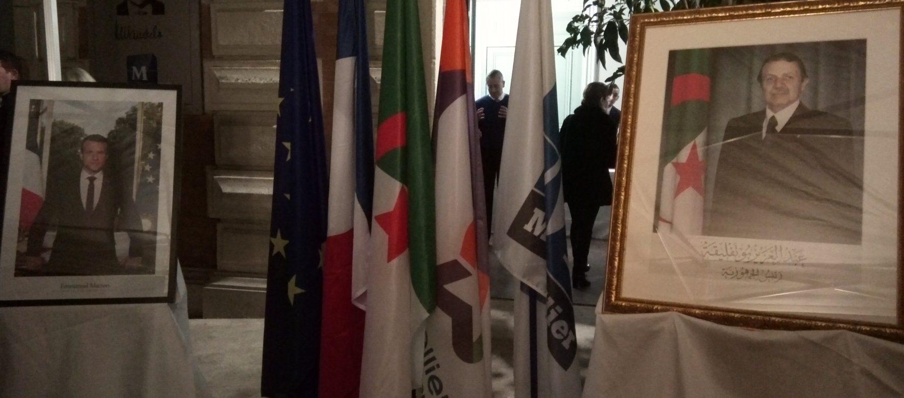 Emmanuel Macron sera en visite en Algérie le 6 décembre prochain