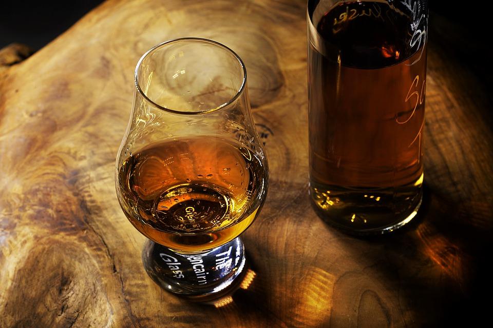 Israël a importé 4,5 millions de bouteilles de whisky écossais en 2017