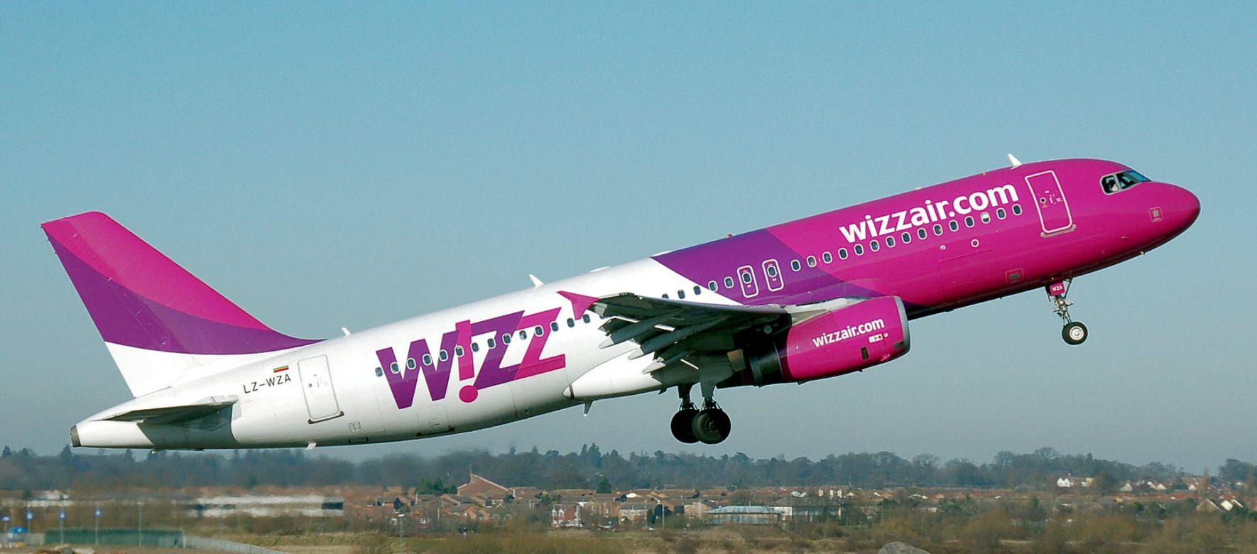 Wizz Air multiplie ses destinations vers l'Europe au départ d'Israël