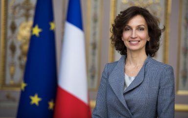 Beyrouth : La Directrice Générale de l'UNESCO lance l'initiative « Li Beirut » pour faire de l'éducation, de la culture et du patrimoine les piliers de la reconstruction