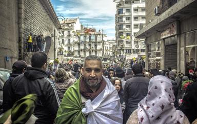 L'Algérie va organiser le référendum sur le changement de la Constitution le 1er novembre prochain