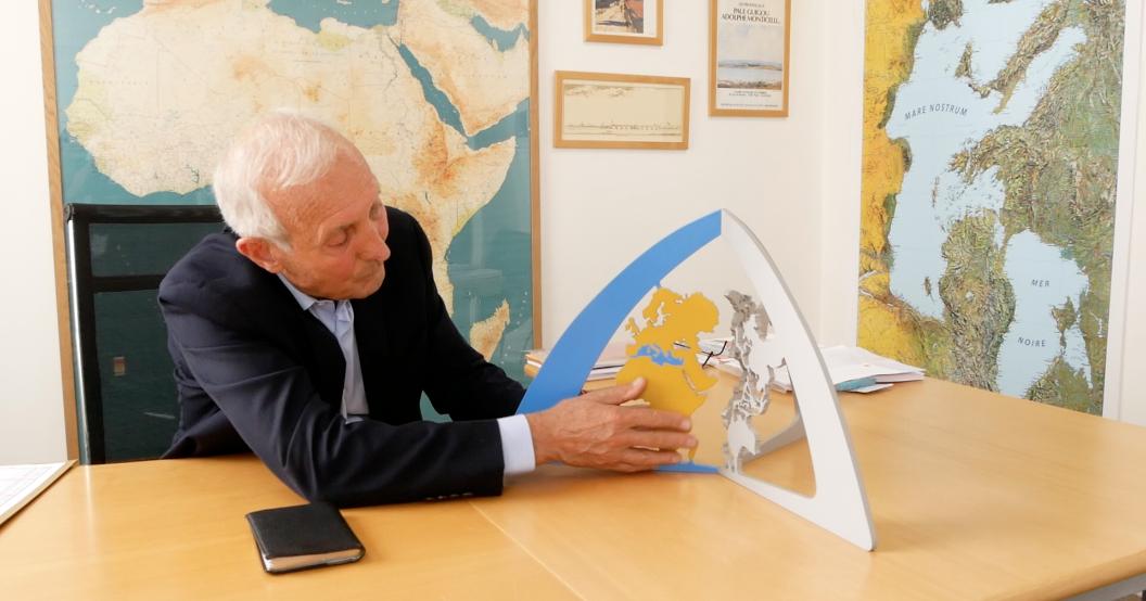 Jean-Louis Guigou : «Nous allons passer d'une Méditerranée marginale à une Méditerranée centrale»