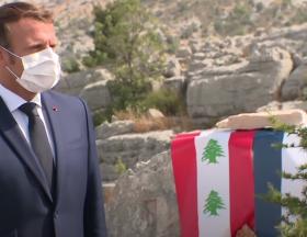 Liban : La deuxième visite d'Emmanuel Macron à Beyrouth confirme la pression sur la classe politique et le soutien du président à un peuple frère 1