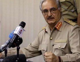 Libye :Le maréchal Haftar annonce la levée du blocus sur la production et l'exportation de pétrole 1