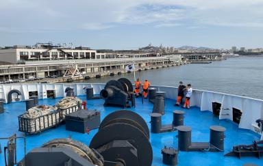 Maroc : La Méridionale lance un service maritime Marseille-Tanger