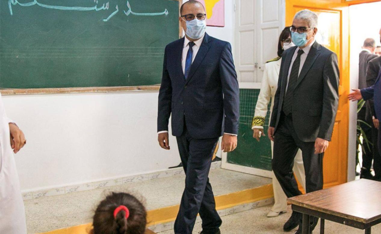 Tunisie :La nouvelle année scolaire 2020-2021 a démarré sur fond de mesures préventives contre la Covid-19