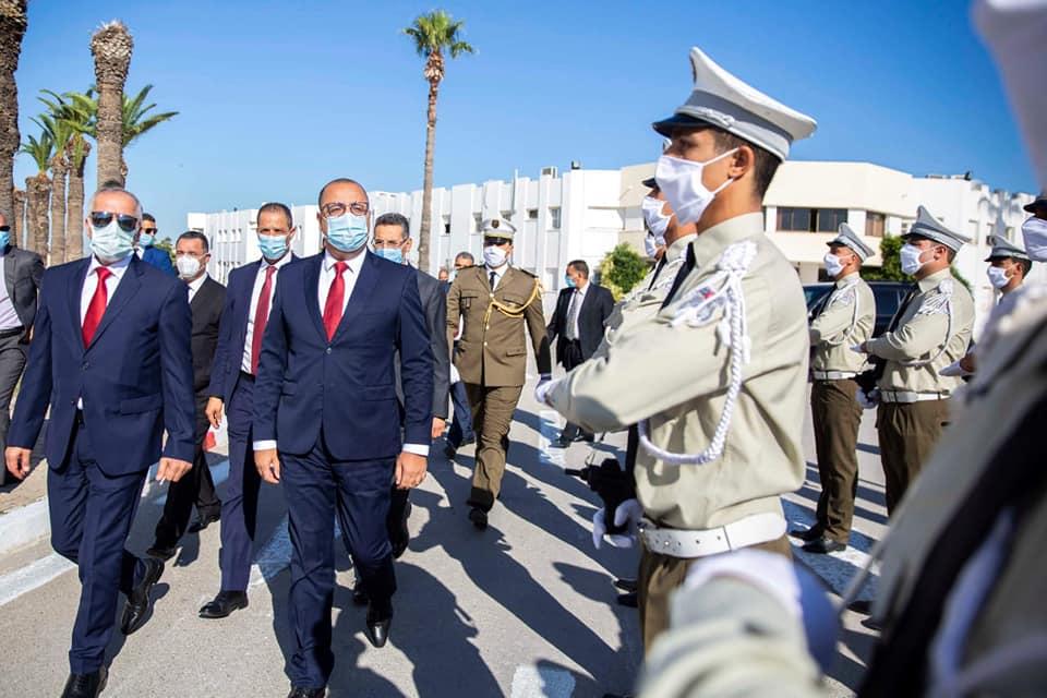 Covid-19 : La Tunisie impose un couvre-feu jusqu'au 23 octobre dans le Grand Tunis