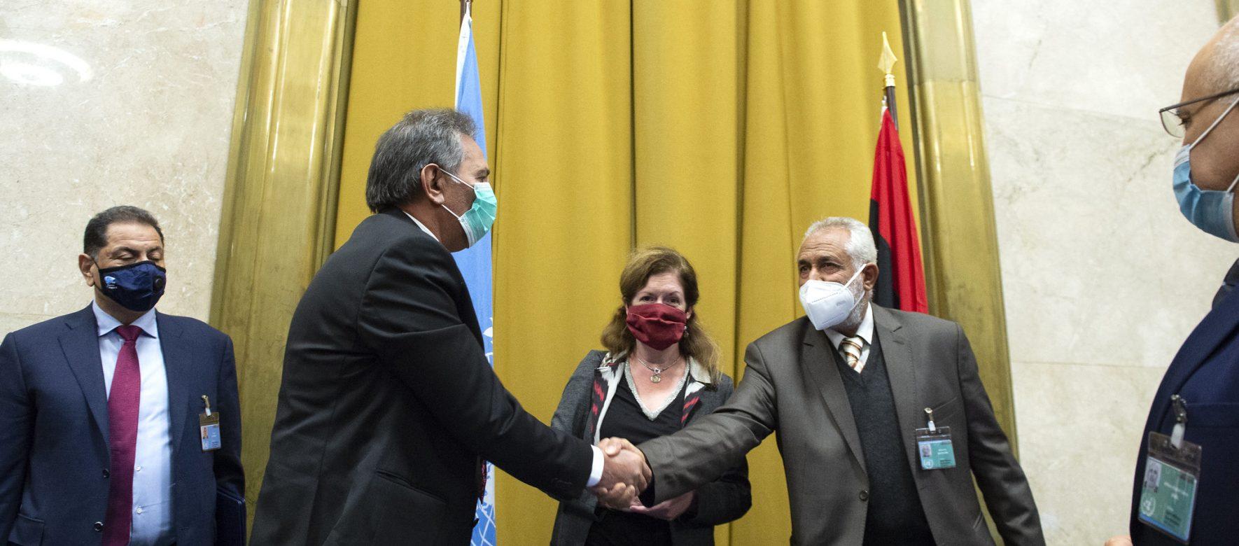 Libye : Un accordhistoriquede cessez-le-feu permanent entre les belligérants