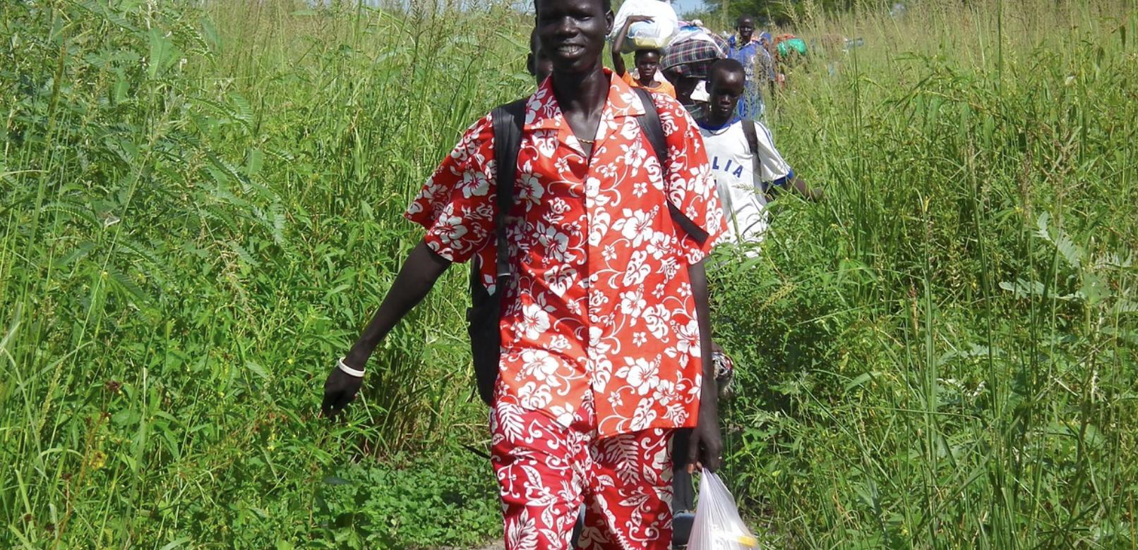 Le HCR sollicite 100 millions de dollars pour renforcer la protection, dans les pays africains, des réfugiés en route vers la Méditerranée