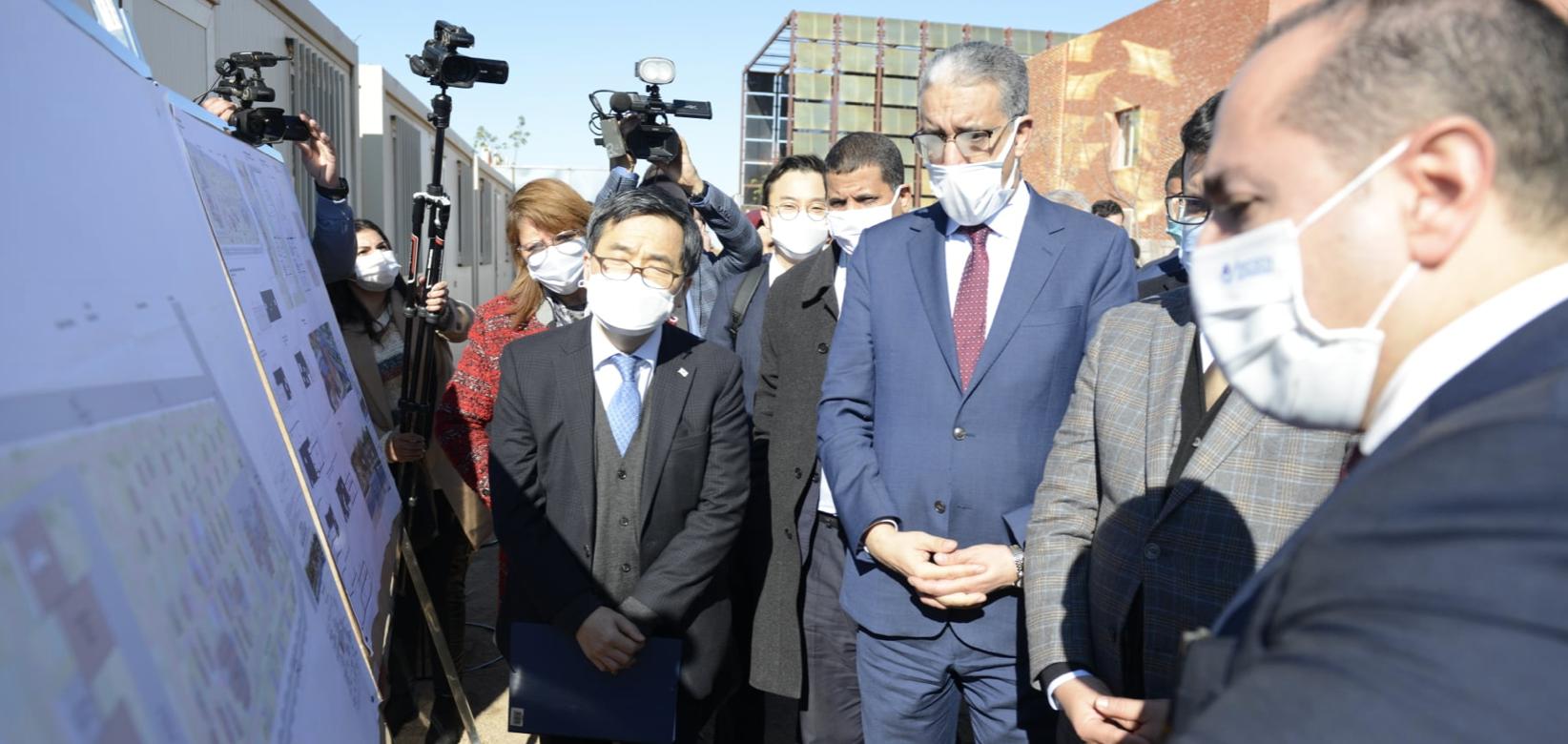 Le Maroc vient de lancer la construction d'un centre de recherche dédié aux réseaux électriques intelligents 1