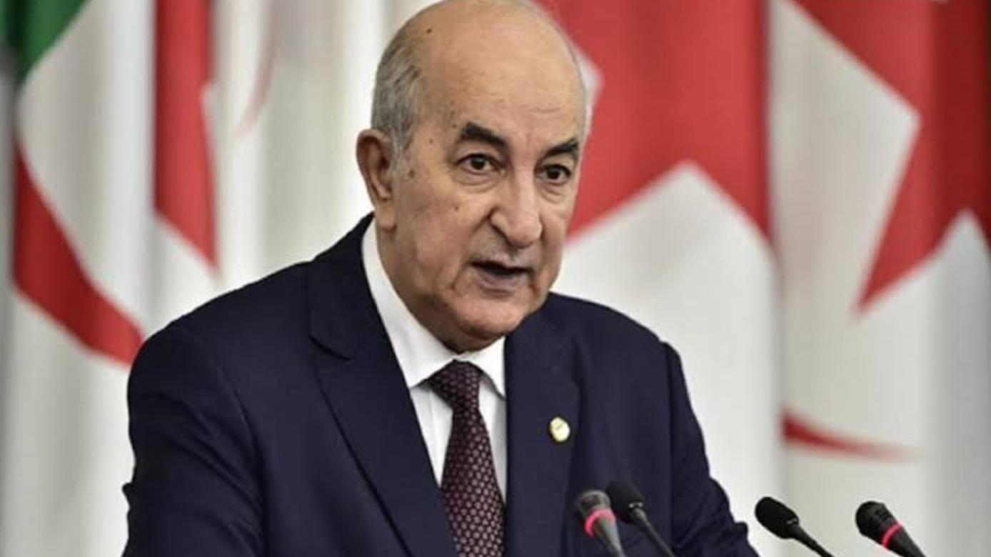 Algérie : Le président Abdelmadjid  Tebboune dissout l'Assemblée et convoque des élections anticipées