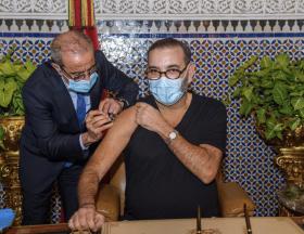 Le Maroc lance officiellement sa campagne de vaccination nationale contre la pandémie qui a touché 469 139 personnes dans le pays