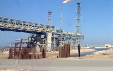 Egypt will be able to produce 130,000 barrels of crude oil and condensate per day and 630 million cubic feet of natural gas, thanks to the Western Desert