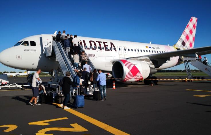 Algérie : Volotea lance de nouvelles lignes vers 7 villes algériennes au départ de la France