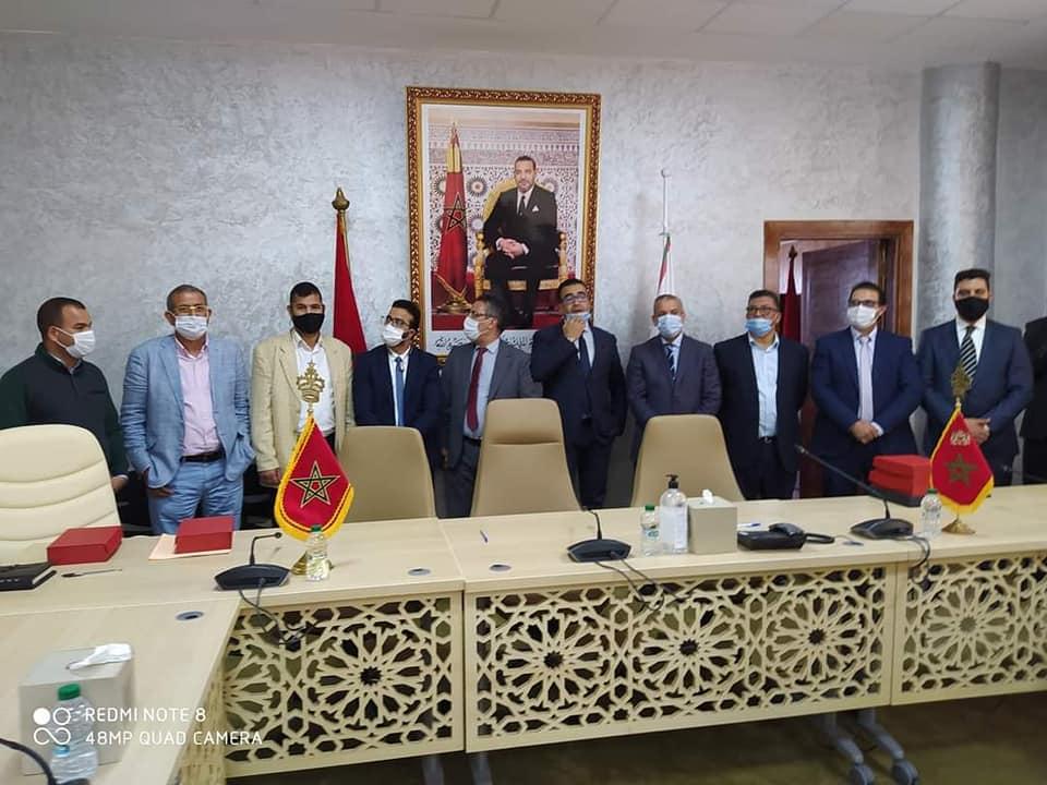 Maroc : Attijariwafa bank signe une convention de partenariat avec la Fédération des Chambres marocaines de commerce pour accompagner l'esprit d'entreprendre