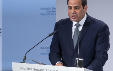 Egypt: Egyptian President Abdel Fattah al-Sisi puts additional pressure on Ethiopia in negotiations to operate the Great Renaissance Dam (GERD)