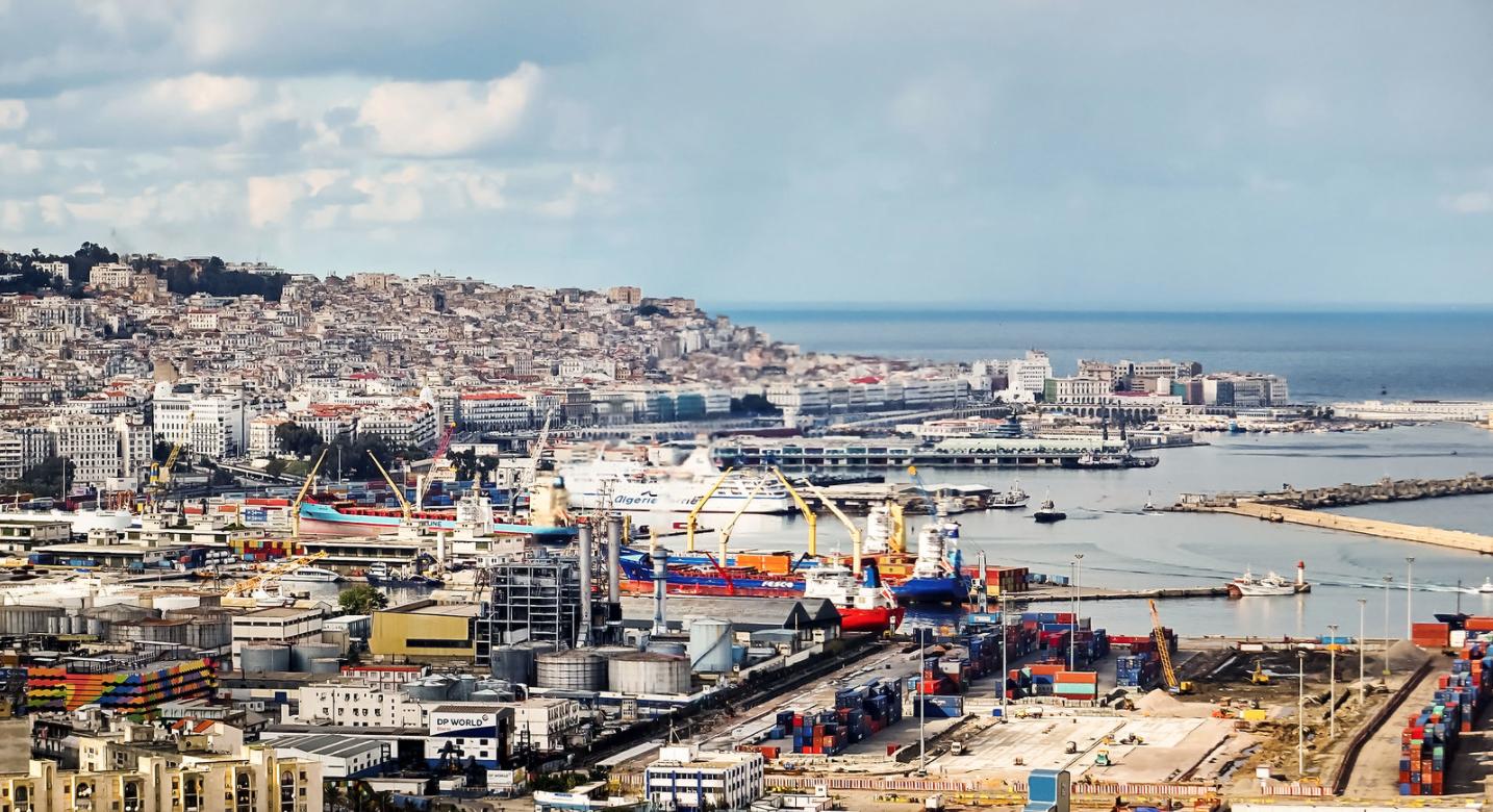 Algérie : Ouverture de la première ligne maritime d'export directe vers l'Afrique
