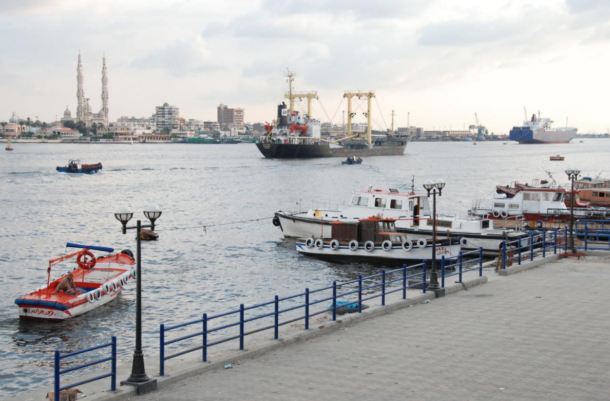 Canal de Suez : L'Égypte a obtenu un accord avec une entreprise de construction navale chinoise pour l'acquisition de 5 bateaux-remorqueurs