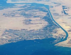 Egypte : L'Autorité du canal de Suez a l'intention de lancer des travaux pour élargir et approfondir le tronçon sud de la voie navigable du canal