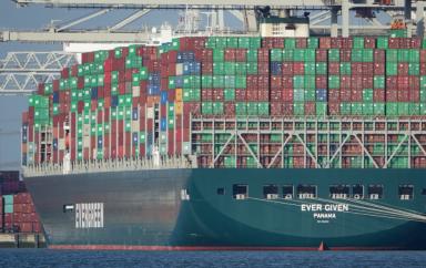Egypte : L'indemnité demandée pour le blocage du Canal de Suez par le porte-conteneur Ever Given est de 600 millions de $ 1