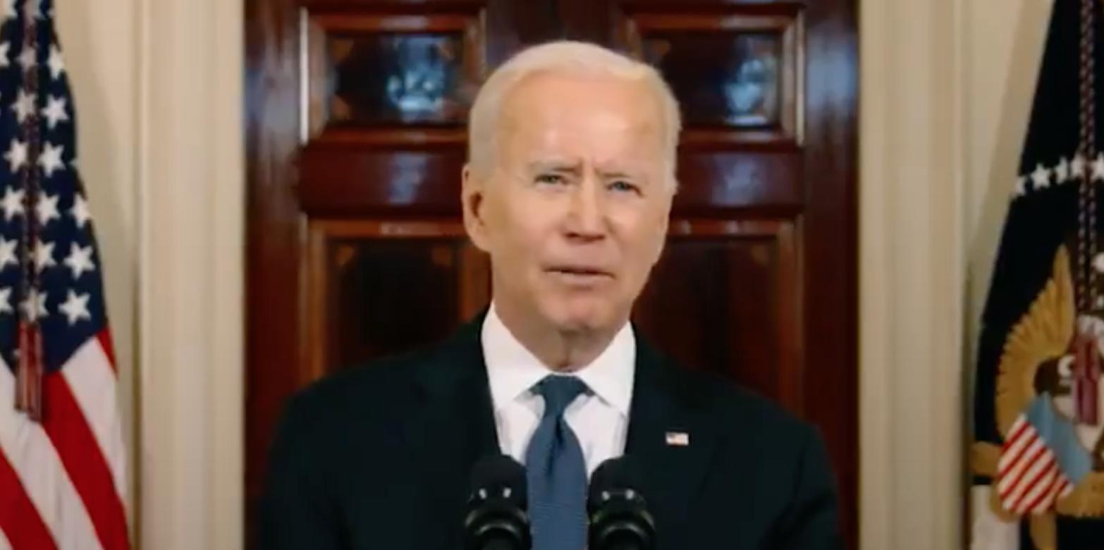 Israel-Palestine : Joe Biden : « Palestiniens et Israéliens méritent de vivre en sécurité et de jouir d'un même niveau de liberté, de prospérité et de démocratie »