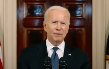 Israel-Palestine: Joe Biden: