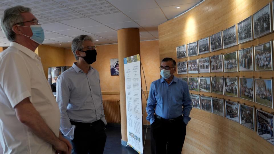 CIHEAM IAM de Montpellier : Formation, recherche, coopération… Quelles seront les priorités du nouveau directeur ?