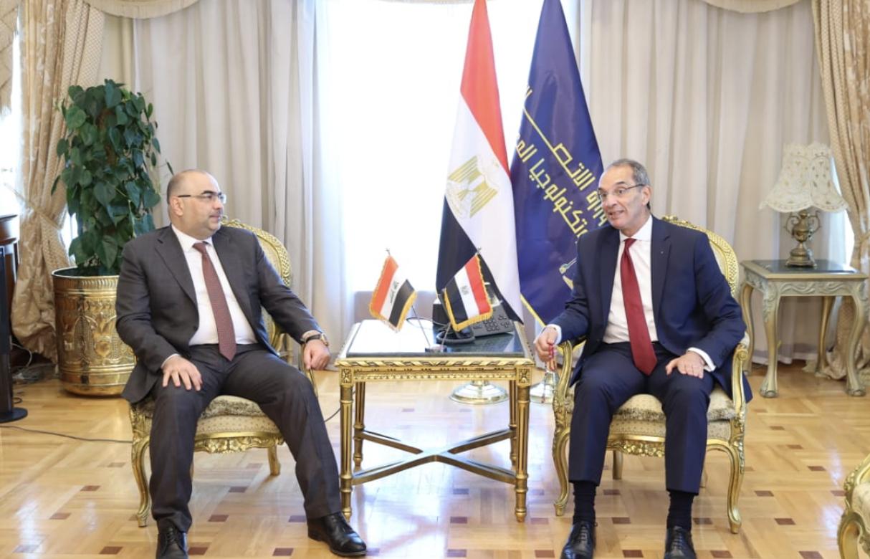 L'Egypte va aider le gouvernement irakien à réaliser des projets de transformation numérique et d'automatisation des services