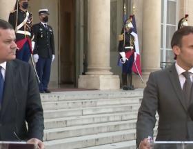 Libye : Retour sur la visite du chef du gouvernement libyen Abdulhamid Dbeiba à Paris le 1er juin