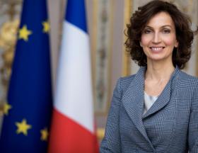 Tunisie : La Directrice générale de l'UNESCO Audrey Azoulay en visite officielle du 7 au 9 juin