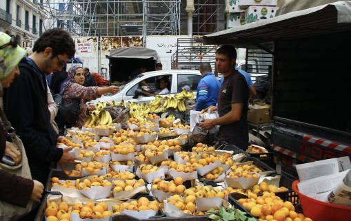 Algérie : Le taux d'inflation moyen annuel a atteint 3,9 % fin mai dernier