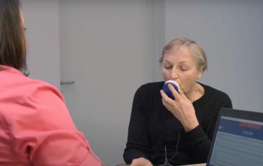 Israël : Sniffphone, le test capable de détecter le cancer à un stade précoce à partir du souffle