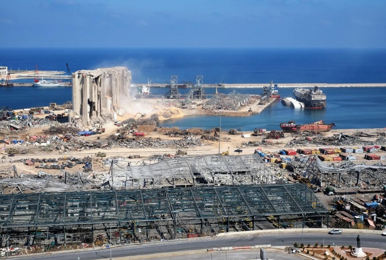 La crise que connaît le Liban dans le Top 3 des pires crises mondiales depuis le milieu du 20e siècle ? 1