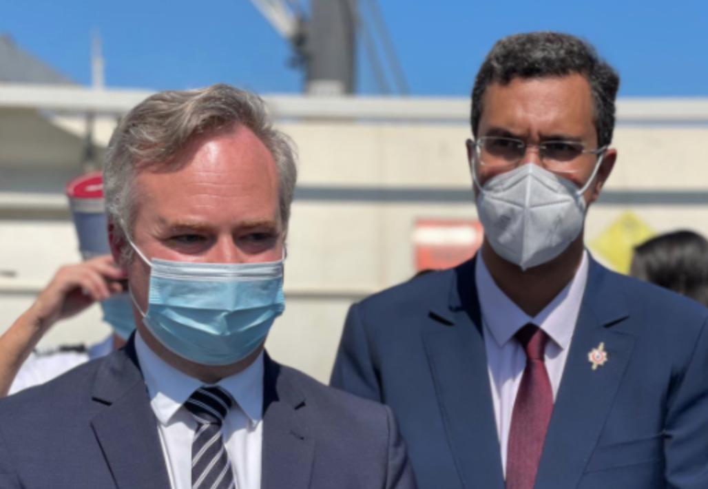 La France au côté de la Tunisie dans la lutte contre le coronavirus