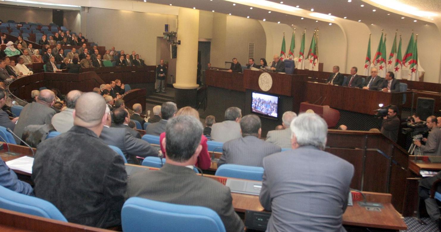 L'Algérie a une nouvelle Assemblée nationale avec un nouveau président