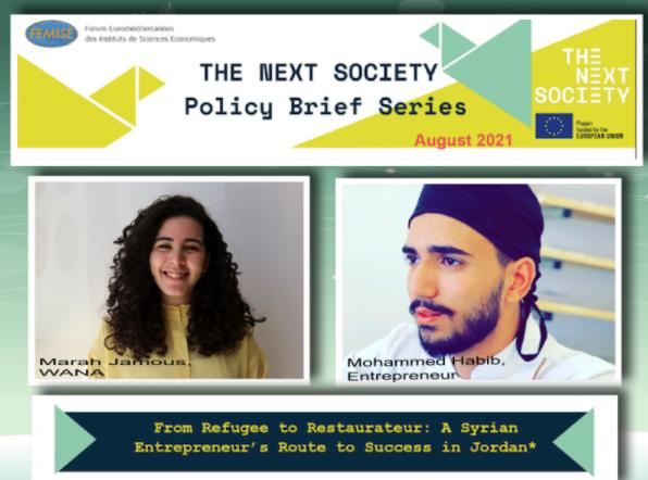 De réfugié à restaurateur : La voie du succès d'un entrepreneur syrien en Jordanie
