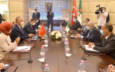 Algeria, United States discuss situation in Tunisia and Libya, as well as regional and international issues