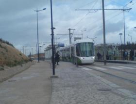 Algérie : L'extension de la ligne de tramway de Constantine officiellement inaugurée. Elle relie l'ancienne à la nouvelle ville
