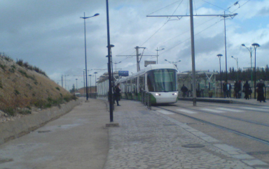 Algeria: The extension of the Constantine tram line officially inaugurated. It connects the old to the new city
